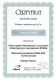 Certyfikat urządzenia niskopoziomowe