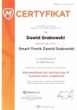 Certyfikat Monitoring IP