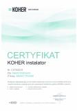 KOHER instalator